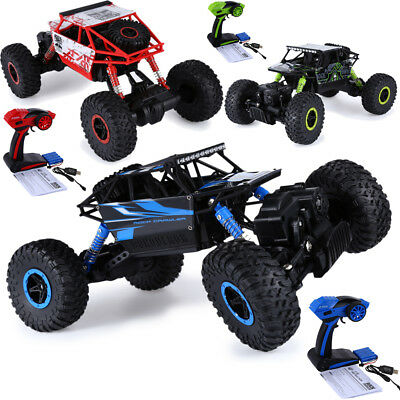 4CH RC ferngesteuertes Auto Elektro Buggy 1:18 2.4G Monstertruck Car Modellauto