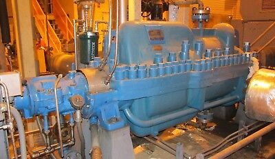 Boiler Feed Pump 3000 HP 9 Stage Byron Jackson Pumps DVMXD 6 x 8 x 12  2724TH