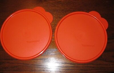 "Tupperware ~ Replacement Lid / Seal ~ ""C"" #2541 Fit 3 Cup Flat Out Bowls 6"""