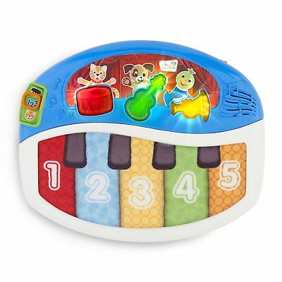 New Musical Music Kid Piano Play Baby Mat Animal Educational Soft Kick Toddllers