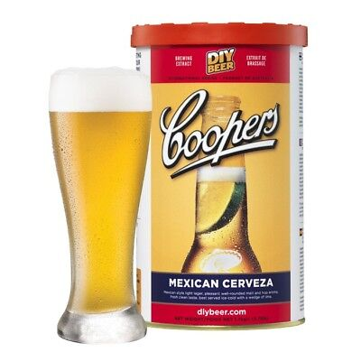 MALTO COOPERS MEXICAN CERVEZA 1,7 Kg - COOPERS