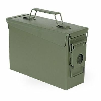 30 Cal Ammo Can Army Green Military M19A1 NEW UNMARKED