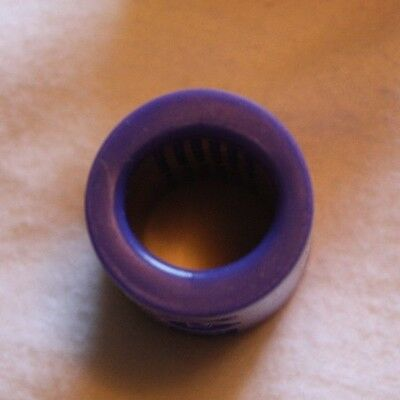 Vise Grips Oval with Nubs Purple 31/32 Bowling Finger Inserts Multiple Sizes