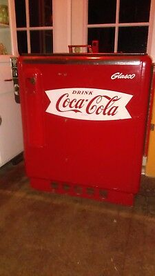 Glasco Starlet 55 Coca Cola Vending Machine