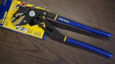 """Irwin Tools 2078116 GV16 16"""" Vice-Grip GrooveLock V-Jaw Pliers -Brand NEW"""