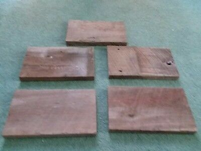 5 Antique Vintage Reclaimed Rustic barn siding Barn Wood Craft wide boards
