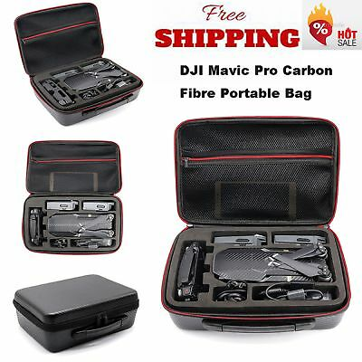Portable Carry Case Storage Shoulder Bag Box For DJI Mavic Pro Drone Accessories