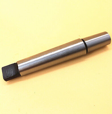 No. 3 Morse Taper MT3 With JT3 Adapter Arbor for Drill Chuck [159A]