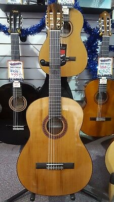 Cordoba C5 Classical Guitar with Solid Cedar Top and Deluxe Gig Bag