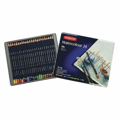 DERWENT Watercolour Pencils 24 Pack - R32881 *Free Shipping*