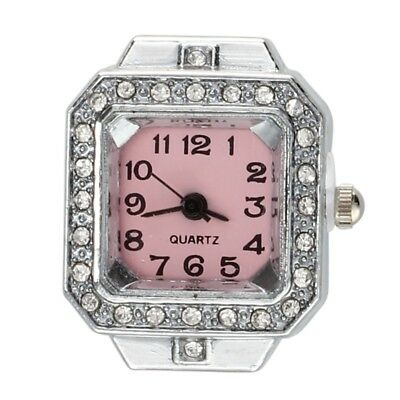 20mm Square Ring Watch Finger Watch Finger Ring Watch New TOP U7U8