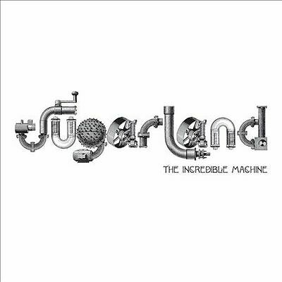 The  Incredible Machine by Sugarland CD,FACTORY SEALED