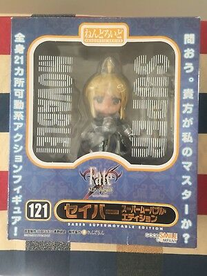 【Fate/Stay Night】SABER Super Movable Edition Cute Version Figure #121