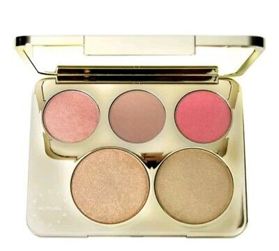 AUTHENTIC BECCA Jaclyn Hill Blush Highlighter Glow Champagne Collection Palette