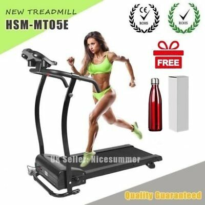 HOME TREADMILL Incline Electric Motorised Fold Running Machine or Exercise Bike