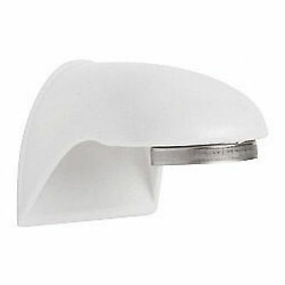 Croydex Bathroom Kitchen Sink White Magnetic Soap Holder