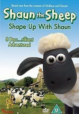 Shaun the Sheep - Shape Up With Shaun NOUVEAU DVD
