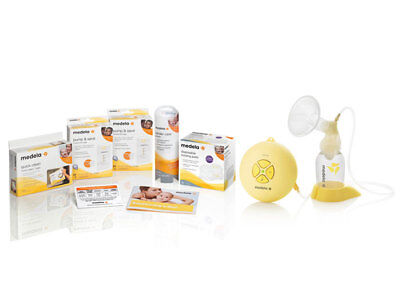 Medela Swing Solution Set –– Electronic Breastmilk Pump. #67050BN. Brand New!