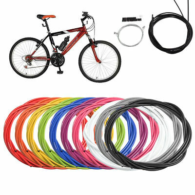 Jagwire Kit Brake + Gear Front Rear Inner Outer Bike Cables Bicycle Cable Set
