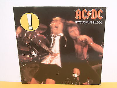 Lp - Ac / Dc - If You Want Blood