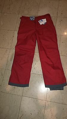 d7e0b21e2 New Mens L Columbia Arctic Trip Insulated Waterproof Snow Ski Pants  XM8185-675