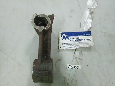 "Atwood & Morrill Valve Disc Arm Tricentric Valve Co. 12510 5 1-5/8"" ID (New)"