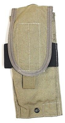 Eagle Allied Industries DGLCS Molle Pistol Holster Pouch Pinky Tan MBSS MJK MLCS