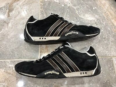 Men s Adidas Adi Racer Low Goodyear racing driving shoes sneakers size 9 2bc7b087c5dff