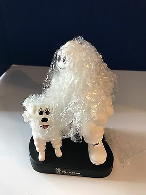 Michelin Man Nodder Bobble Head with Dog Michelin Tire Promo Store Display
