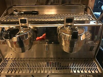 Synesso 2 Group Cyncra Cofee Machine