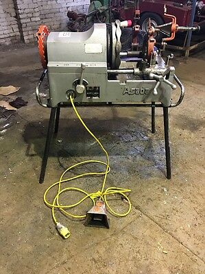 Asada Piset  Pipe Threader Pipe Threading Machine 110v NO VAT