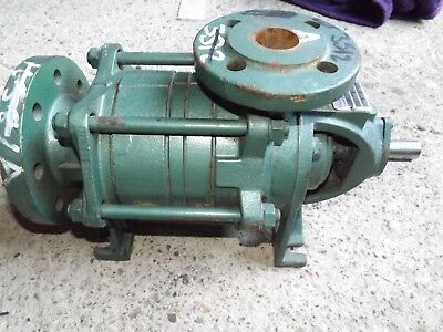 High Pressure Side Channel Water Pump SIHI Self Priming