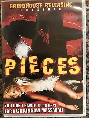 Pieces (DVD, Deluxe Edition)  fast shipping