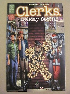 Clerks Holiday Special #1 Oni Press 1998 Series Kevin Smith 1st Print 9.4 NM