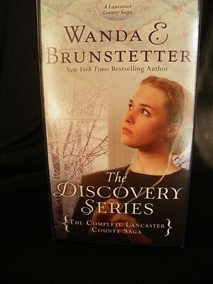 wanda brunstetter the discovery series