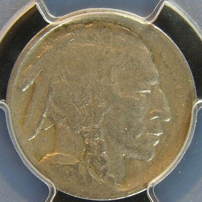 1913-S Type 2 Buffalo Nickel PCGS VF 20 Cert# 27727788