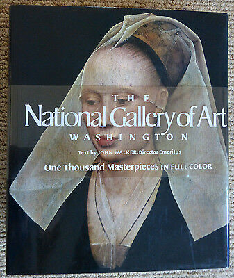National Gallery of Art Washington by John Walker- Over 1000 FULL COLOR Photos