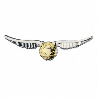 Harry Potter : Golden Snitch Pin Badge from the Carat Shop
