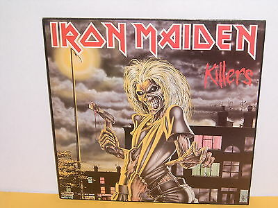 Lp - Iron Maiden - Killers