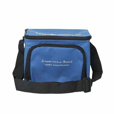 Family 6 Litre Cooler Insulated Cool Bag 6L And Matching Blanket Picnic Rug UK