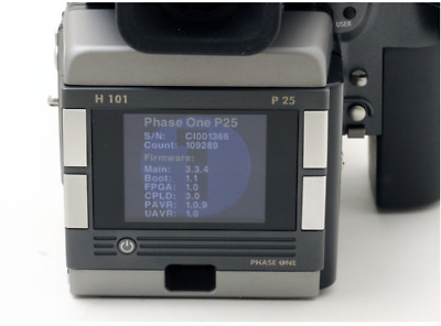 PHASE ONE PH25 H Mount for Hasselblad H1 H2