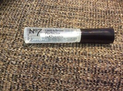 Brand New No7 Lash and Brow Perfector Full Size 7ml