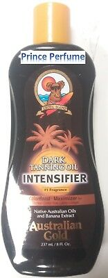 AUSTRALIAN GOLD DARK TANNING OIL INTENSIFIER - 237 ml