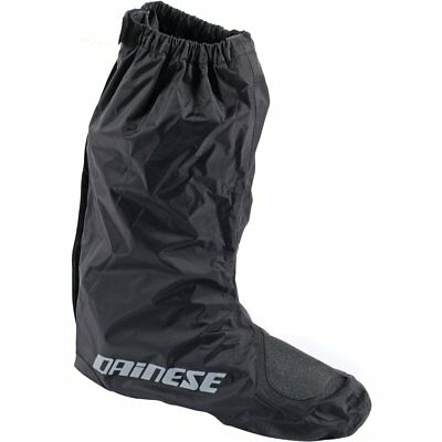 Dainese D-Crust Over Boots Black - Motorcycle Bike Riding Waterproof Over Boots