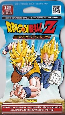 2015 Dragon Ball Z, Evolution, Booster Pack !!