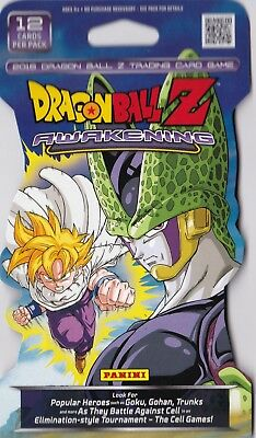 2016 Dragon Ball Z, Awakening, Booster Pack !!