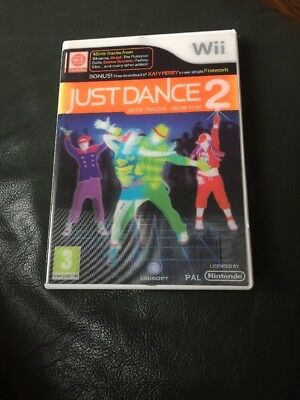 Just Dance 2 (Wii) - Game  7SVG The Cheap Fast Free Post