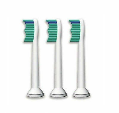 3PCS replacement head toothbrush For Philips Sonicare HealthyWhite HX6731 HX6730
