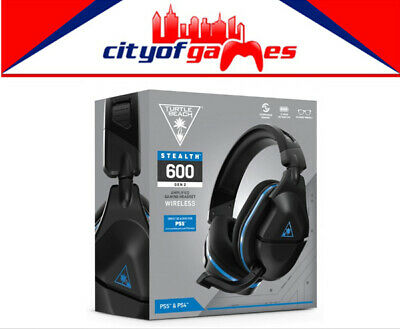 PS4 Turtle Beach Ear Force Stealth 600P New Free Express Post In Stock
