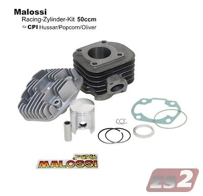 Malossi rennzylinder-kit Racing Cylinder 50 cc for CPI Hussar Popcorn Oliver NEW